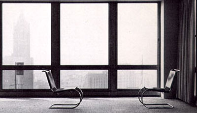 an introduction to the life and work of ludwig mies van der rohe